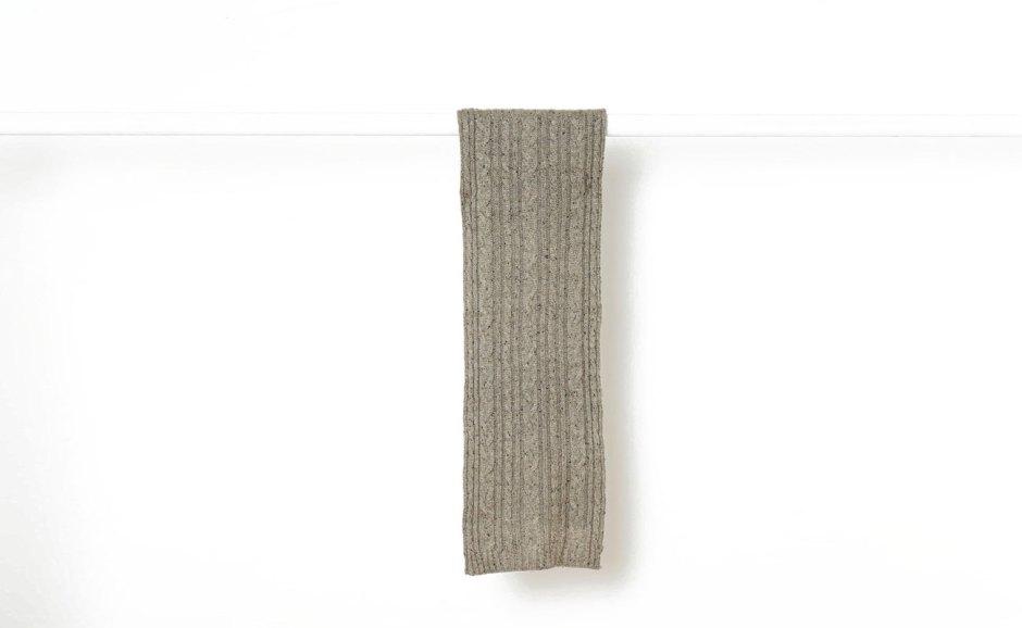 ASOS-Cable-Scarf-in-Grey-Nepp