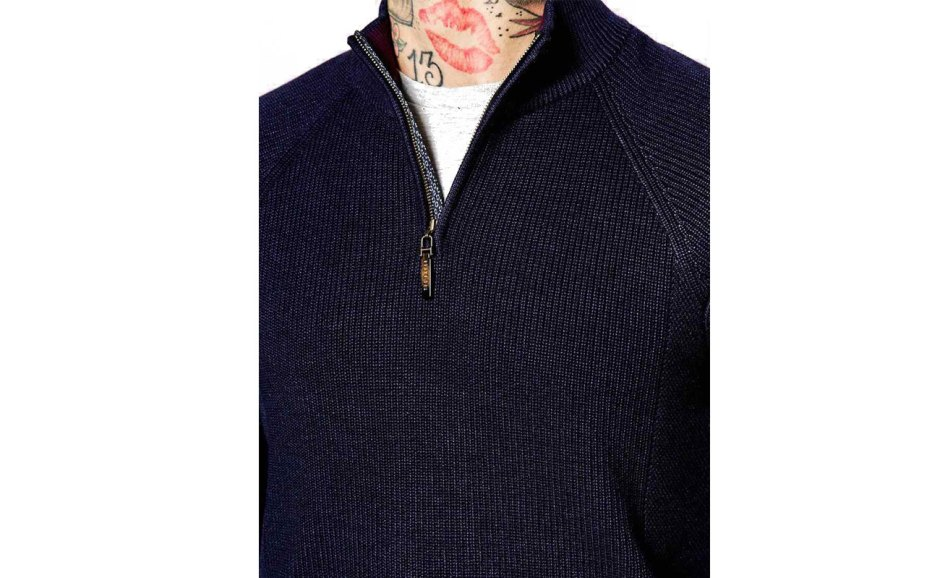 Ted-Baker-Knitted-Jumper-with-Zip-Neck
