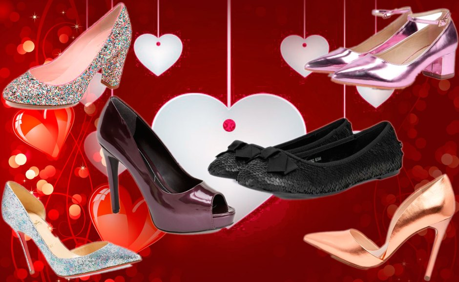 best-metallic-shoes-for-Valentine's-Day