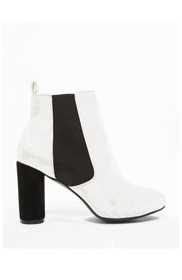 monochrome-fashion-ASOS-ENOUGH-SAID-Chelsea-Ankle-Boots