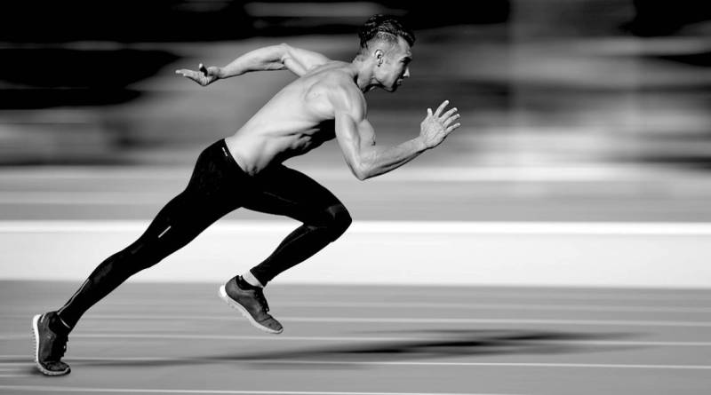 sprintingmuscularathlete