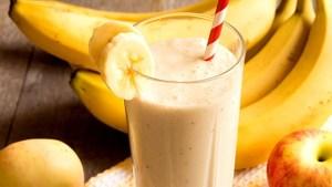 Banana Apple Juice