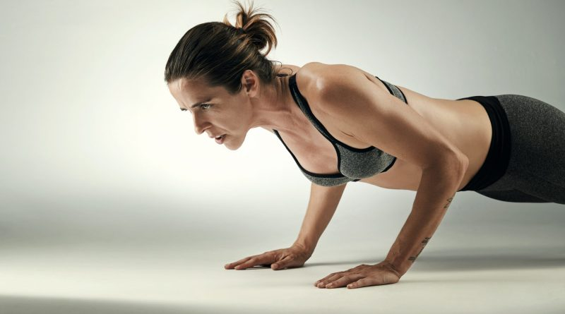 Effective Exercises To Reduce Side Fat