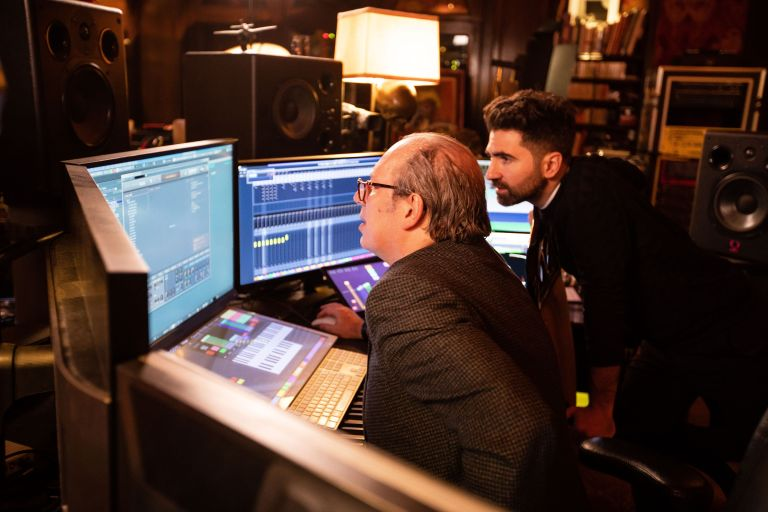 Hans Zimmer composing for BMW's electric vehicles