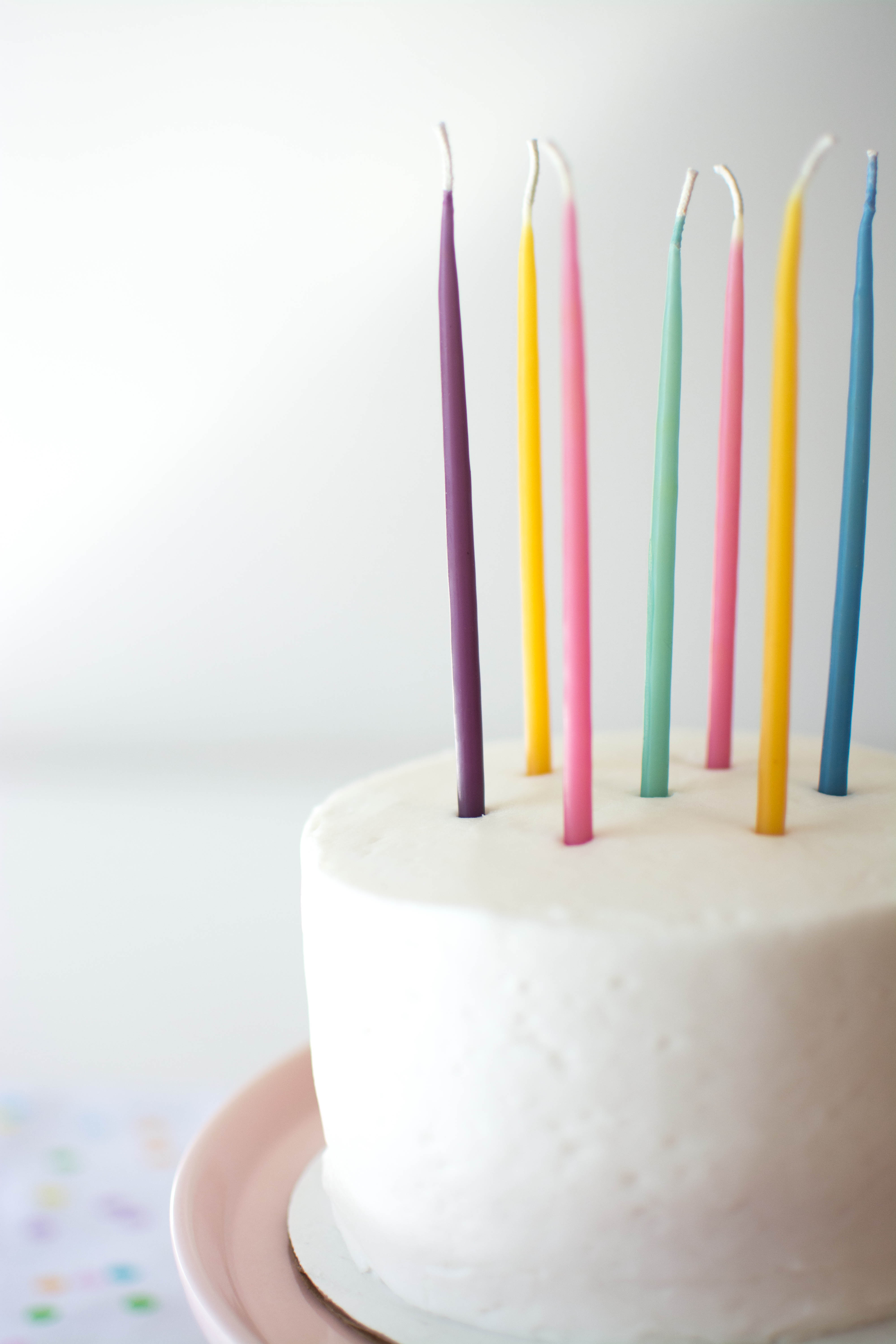Long Birthday Candles Twinkle Twinkle Little Party