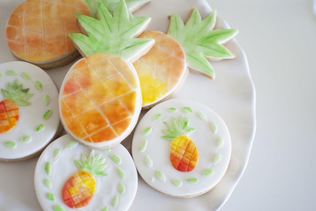 Pineapple Party Ideas By Twinkle Twinkle Little Party