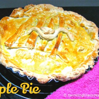 A to Z Challenge Day #1 – Apple Pie