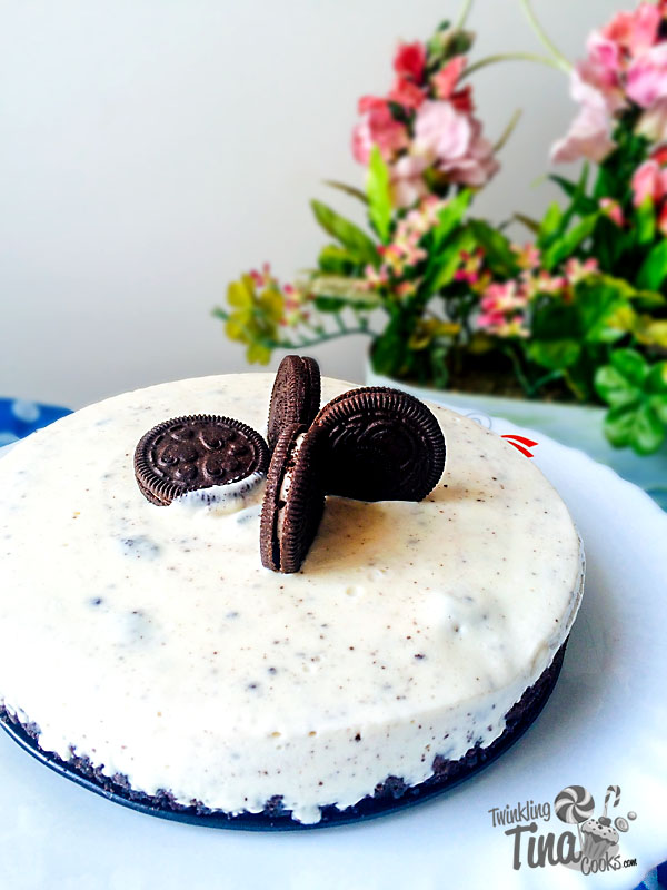 Oreo Ice Cream Cake Twinkling Tina Cooks