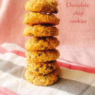 Oatmeal Chocolate Chip Cookies – #AtoZChallenge