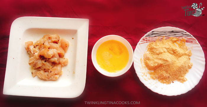 popcorn chicken recipe twinkling tina cooks
