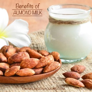 10 Benefits of Almond Milk You didn't know About