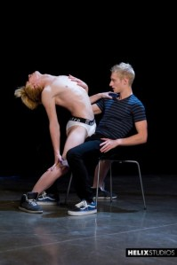 Check out this hot stripper scene with Max Carter and Jessie Montgomery! (8teenboy)