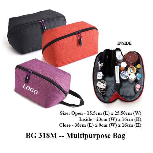 BG 318M — Multipurpose Bag