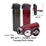 DW 632V -- Stainless Steel Vacuum Flask 500ml