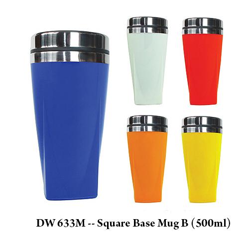 DW 633M — Square Base Mug B (500ml)