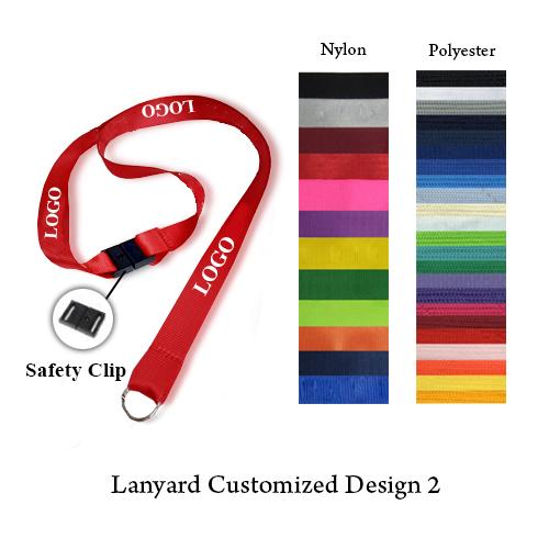 Lanyard Customized Design 2