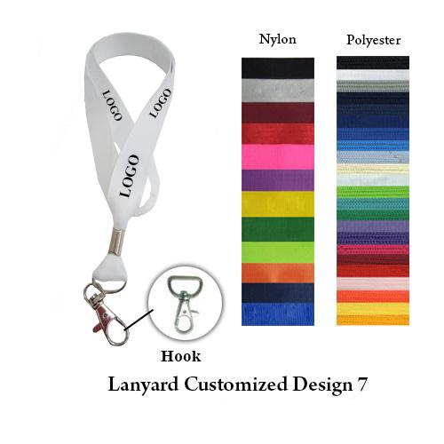 Lanyard Customized Design 7