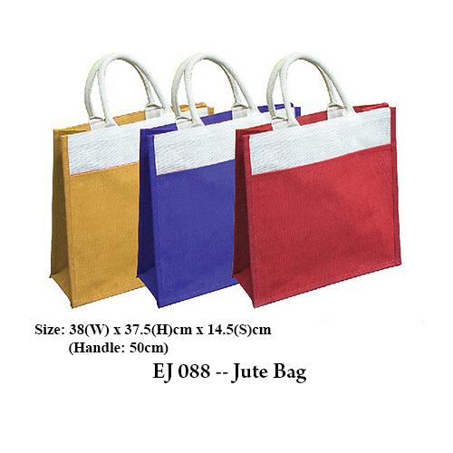 EJ 088 — Jute Bag
