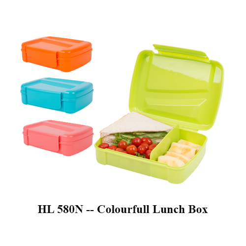 HL 580N — Colourfull Lunch Box