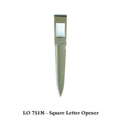 LO 751N – Square Letter Opener