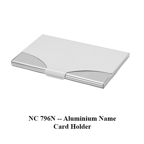 NC 796N — Aluminium Name Card Holder