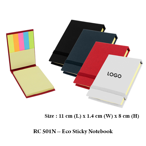 RC 501N — Eco Sticky Notebook
