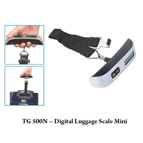 TG 500N — Digital Luggage Scale Mini