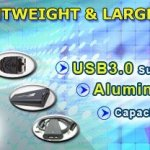 """Super-speed, lightweight, and large-capacity: TwinMOS announces its brand new """"U380"""" USB3.0 flash disks"""