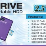 TwinMOS has launched a new type of portable HDD with RFID sensing and AES encryption with the concept of data security and privacy protection - XtremDRIVE