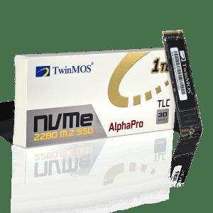 TwinMOS NVMe AlphaPro M.2 2280 SSD