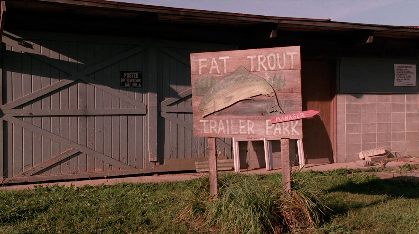 Fat Trout Trailer Park from Twin Peaks – Fire Walk With Me – Twin