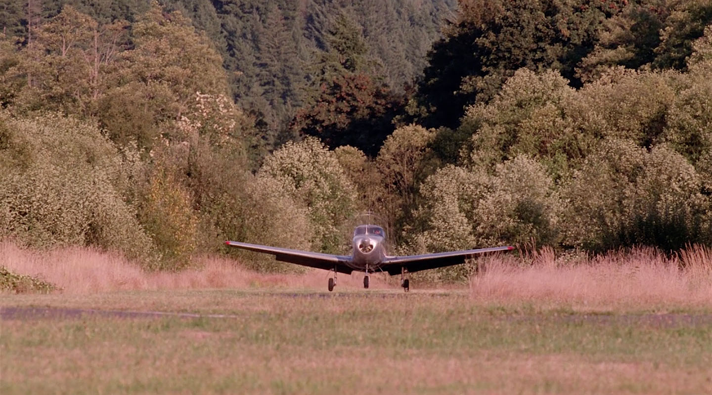 Chet Desmond's Airplane from Twin Peaks – Fire Walk With Me