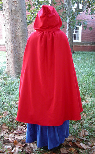 Cloak from Twin Roses Designs