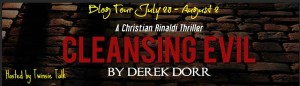 Cleansing Evil Blog Tour Banner