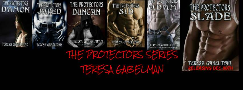 teresa gabelman - whole series covers