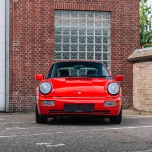 Porsche 964 Coupe C4-0