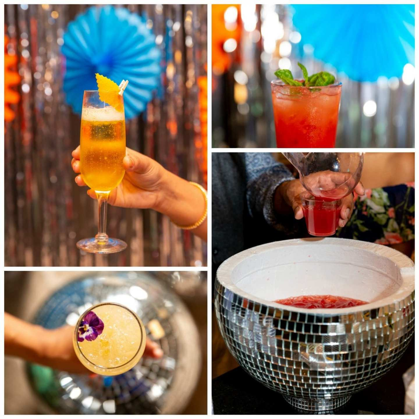 Disco Cocktails