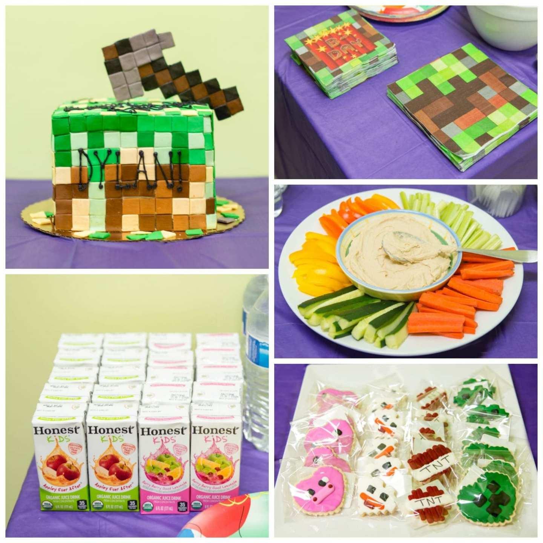Minecraft Food 2