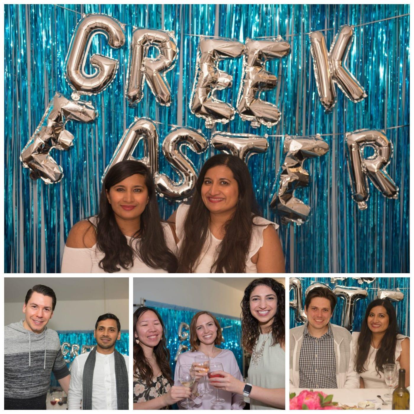Greek Easter Friends