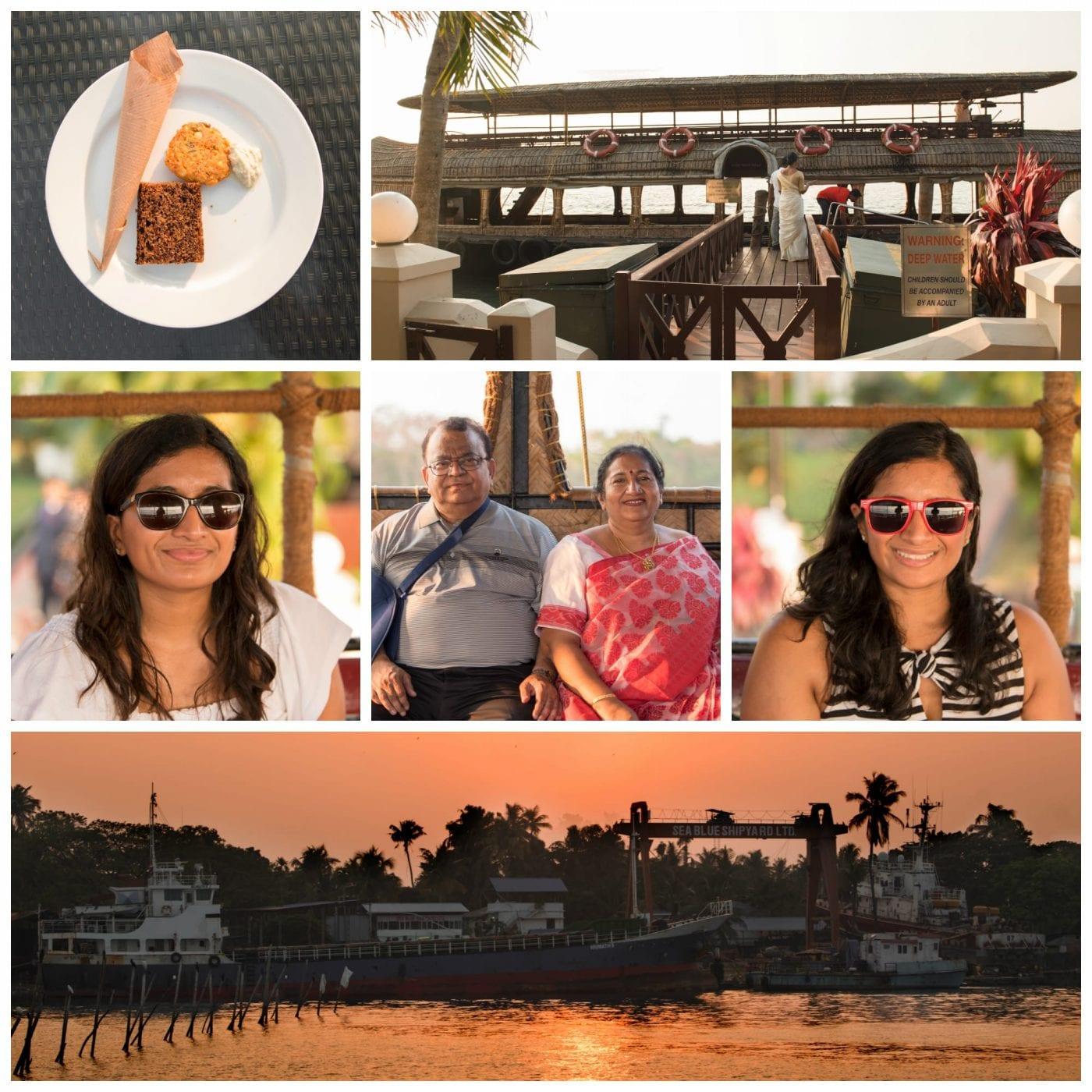 Kerala Boat Ride