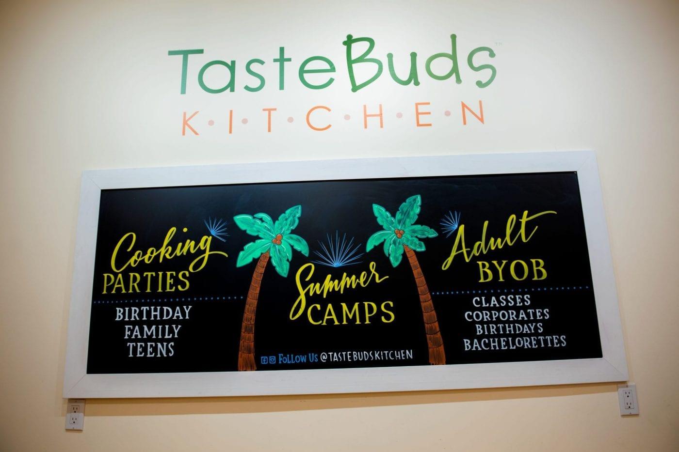 Cooking with Taste Buds Kitchen