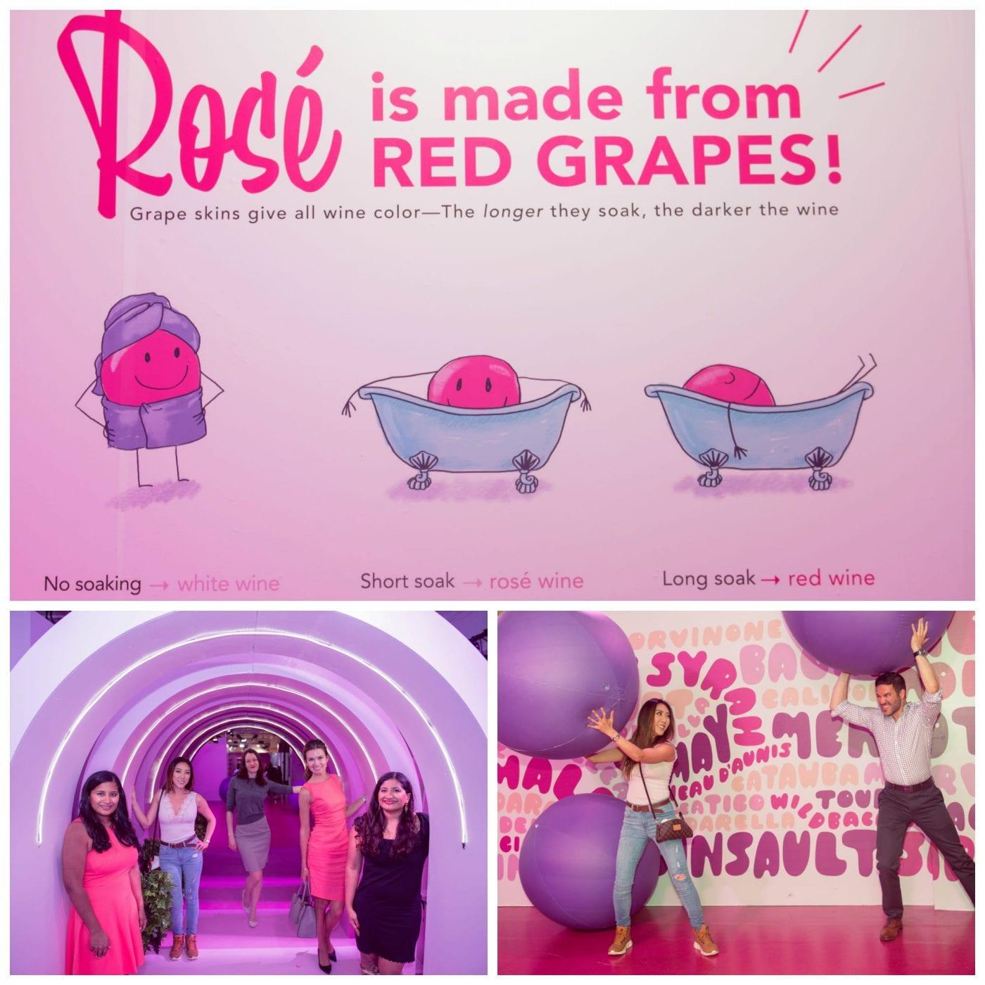 Rose Mansion Grape Room