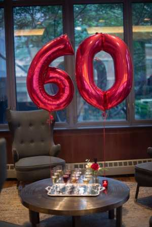 Cheers to 60 Years!
