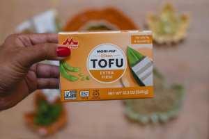 Pumpkin Curry with Mori-Nu Silken Tofu