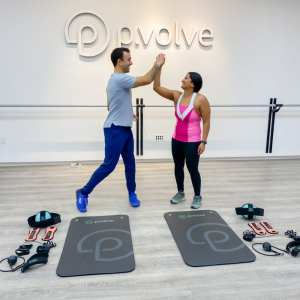 Working Out with the P.3 by P.volve