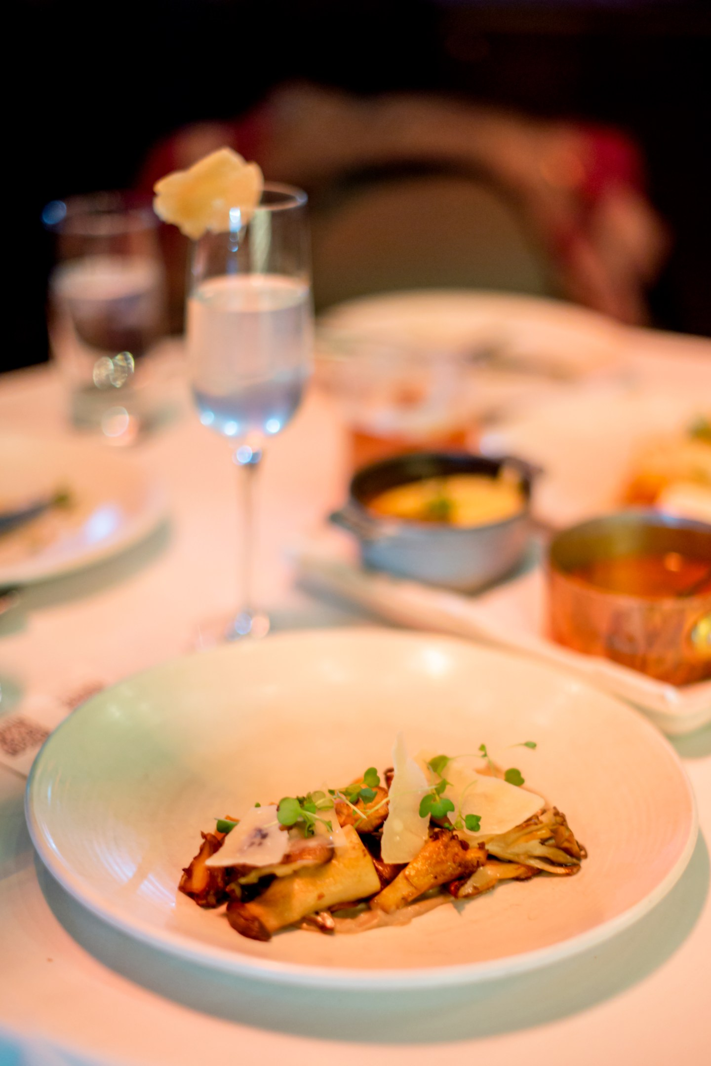 Best Italian Food in NYC at Scarpetta