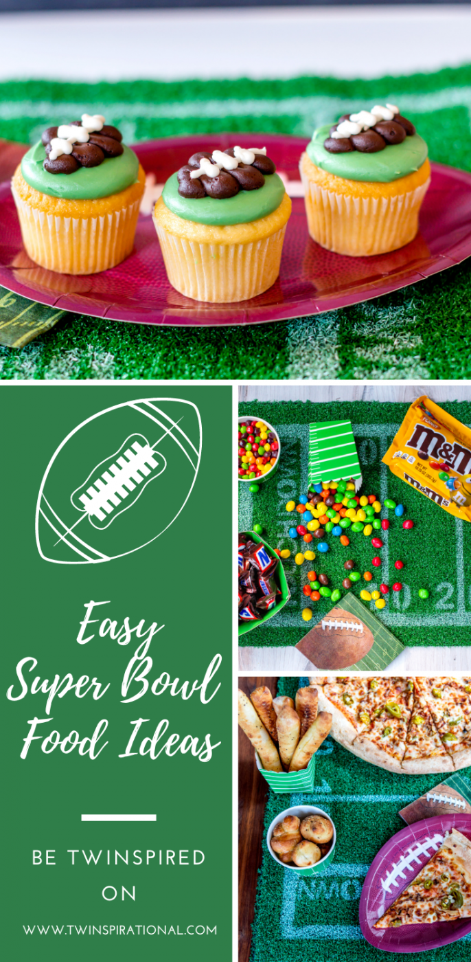 Easy Super Bowl Food Ideas