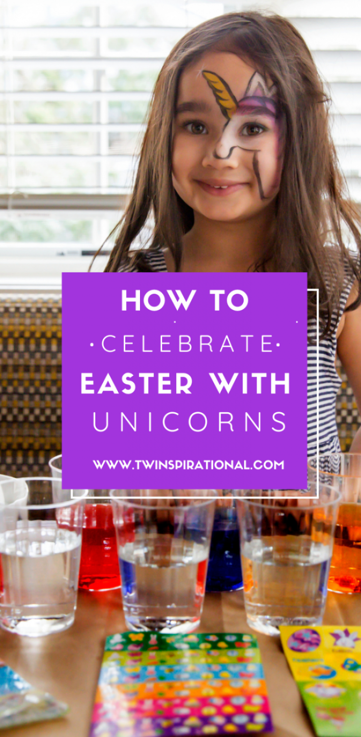 Easter with Unicorns