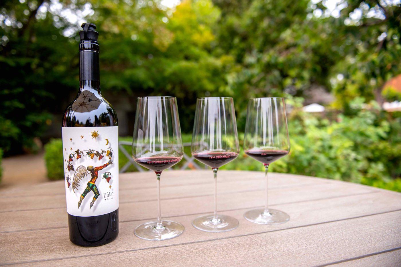 Trefethen Halo Red Wine