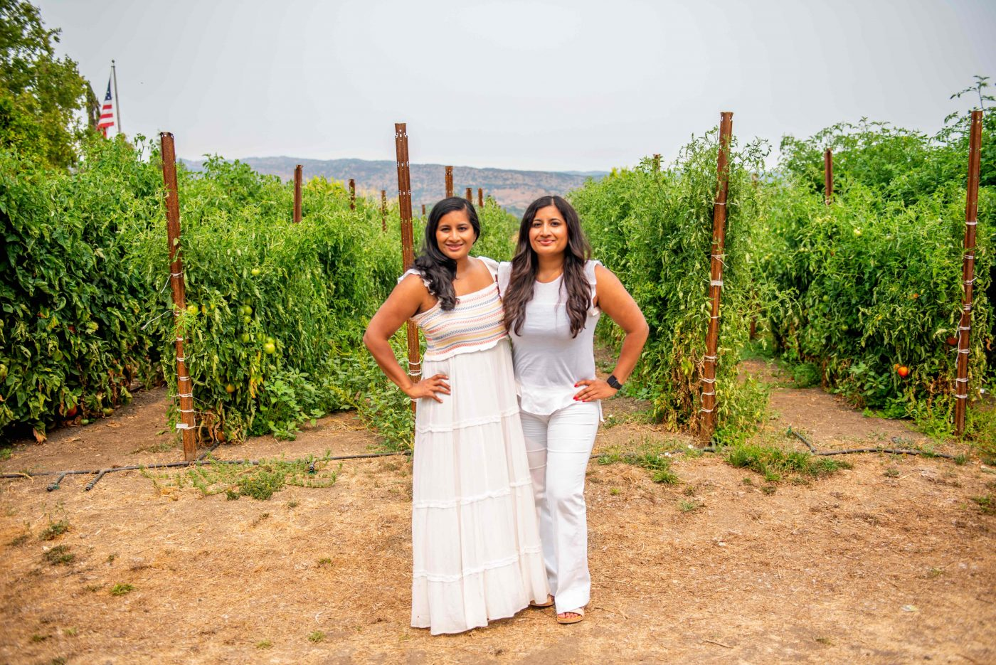 2 Women at Trefethen